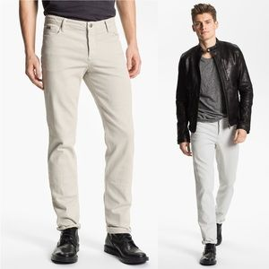 Zadig & Voltaire Slim Fit Straight Strokes Jeans